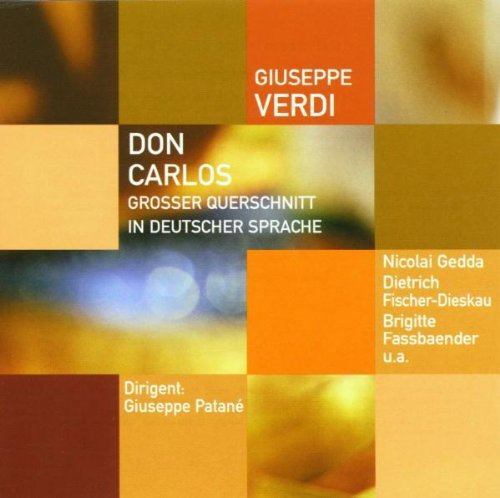 Don Carlos-Opera Hlts [Import allemand]