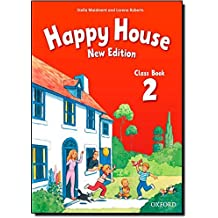 Happy House 2. Class Book (Happy Second Edition)