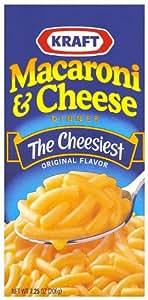 Kraft Macaroni Cheese 206 g (Pack of 12)