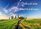 Toskanische Impressionen (Wandkalender 2014 DIN A2 quer): Traumhafte Impressionen aus der Toskana. (Monatskalender, 14 Seiten)