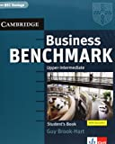 Business Benchmark / Upper Intermediate (Vantage). Student's Book BEC Vantage Edition