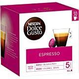 Nescafé Dolce Gusto Espresso Café 30 Capsules 180 g