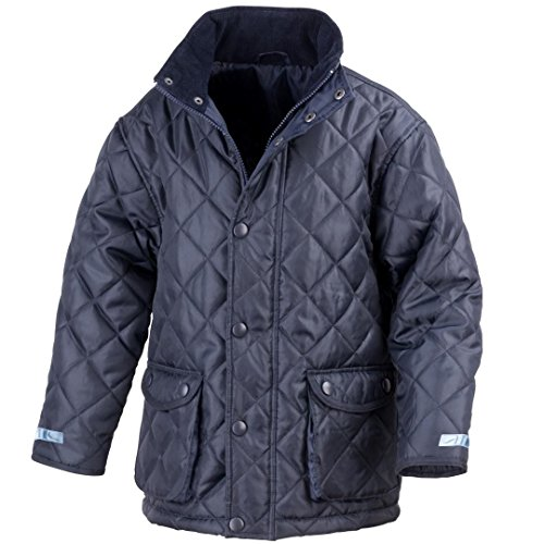 Result Core Junior Urban Cheltenham veste Bleu Marine