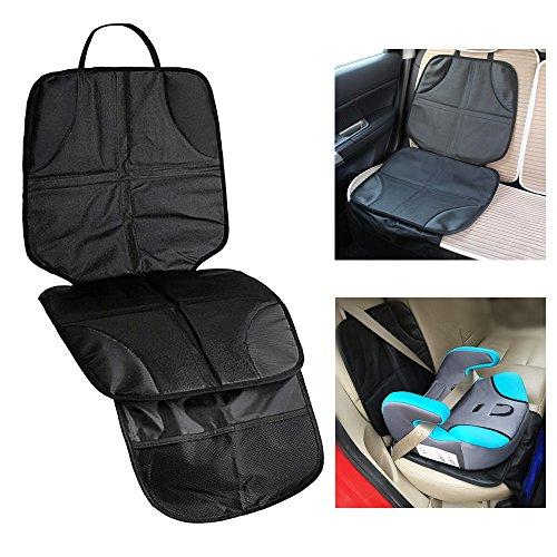 Haosen Autozubehör Sitzbezüge auflagen Auto Sitzauflagen Auto sitzschutzmatte (Schwarz)