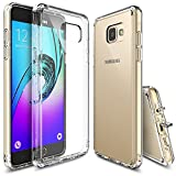 Coque Galaxy A3 2016, Ringke [FUSION] Absorption des chocs TPU Bumper Protection Goutte, Anti-Statique, Résistant aux rayures pour Samsung Galaxy A3 2nd Gén. (Pas pour Galaxy A3 1st Gén. 2014) - CLEAR