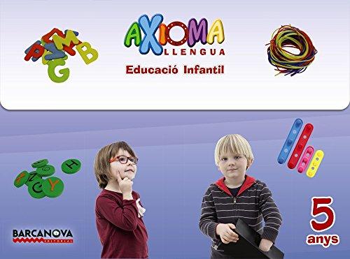Axioma. Llengua P5. Carpeta de l ' alumne (Materials Educatius - Parvulari - 5 Anys) - 9788448938888