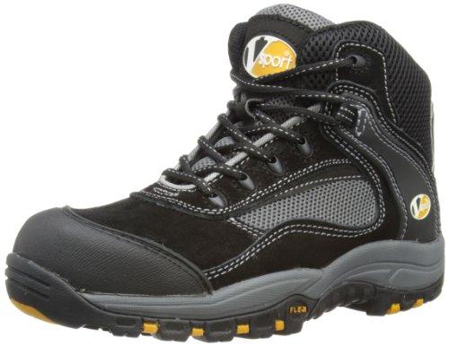 V12 Track, Safety Hiker, 13 UK 48 EU, Black/Graphite Noir (black/graphite)