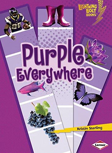 Purple Everywhere (Lightning Bolt Books)