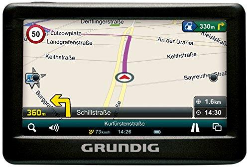 Preisvergleich Produktbild Grundig Automotive 8711252793948 Navigationsgeräte Für Europa