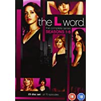 The L Word - Seasons 1-6
