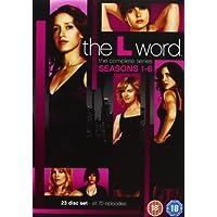 The L Word - Seasons 1-6 [DVD]