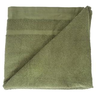 5er Set NATO Badetuch Frottee oliv neu Handtuch Frotteetuch Waschzeug