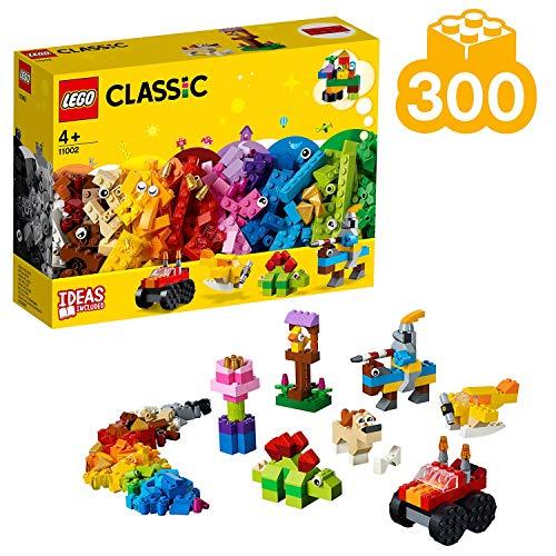 LEGO Classic - Ladrillos Básicos, juguete didáctico y creativo para construir (11002)