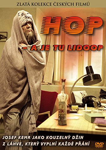 Hop - a je tu lidoop (Hop... and there is Anthropoid)