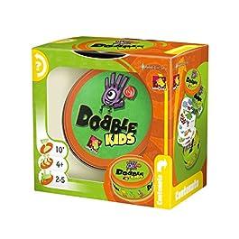 Asmodee – Dobble Kids – Gioco di Carte, Edizione in Italiano (8231)