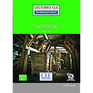 Germinal Niveau 3 B1 Lecture Cle En Francais Facile