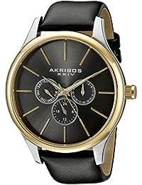 Akribos XXIV Reloj de cuarzo Man 44 mm
