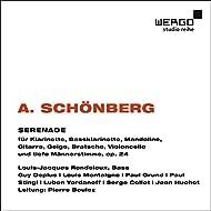 Schönberg: Serenade, Op. 24