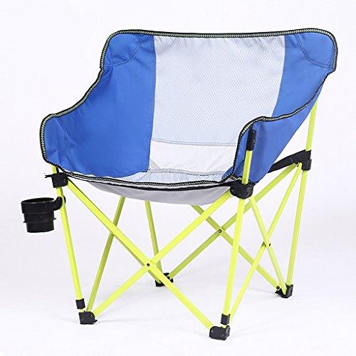 camping klappstuhl Klappstuhl im Freien, Fischen-Freizeit-Stuhl, Breathable fester beweglicher Strand-Stuhl,