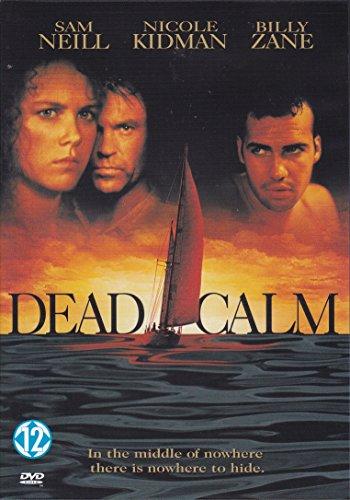 DEAD CALM (TODESSTILLE) - UNCUT - englisch mit deutschen Untertiteln (keine deutsche Sprache)