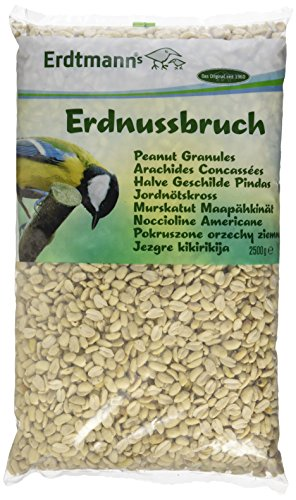 Erdtmanns Arachides Concassées pour Oiseaux 2,5 Kg