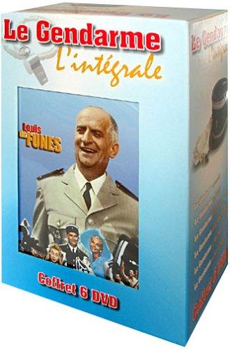 Coffret Le Gendarme : L'Intégrale - Coffret 6 DVD