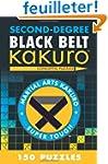 Second-Degree Black Belt Kakuro.