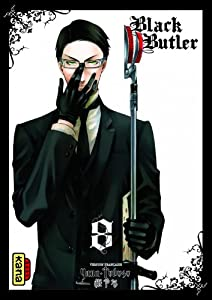 Black Butler Edition simple Tome 8