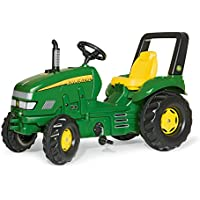 Rolly FS 035632 John Deere X-Trac - Tractor a pedales (120 cm)