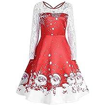 pretty nice 5f604 4a755 weihnachtskleider damen - Suchergebnis auf Amazon.de für