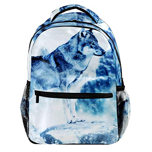 Slichan Animal Wolf Y01 Mochila Escolar