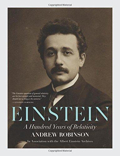 Einstein: A Hundred Years of Relativity por Andrew Robinson