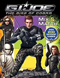 G. I. Joe the Rise of Cobra Mix and Match
