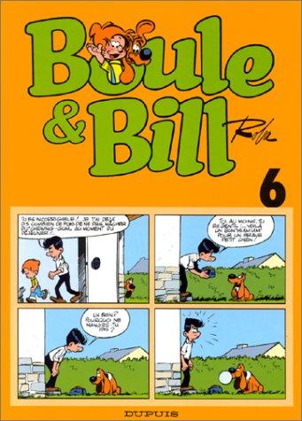 Boule et Bill, tome 6