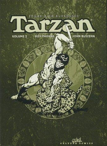 Tarzan, l'intégrale, Tome 2 :