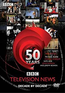 50 Years of BBC Television News [DVD]