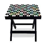 #8: Nutcase NC-SP-SIDETABLE-0047 Designer Side Table