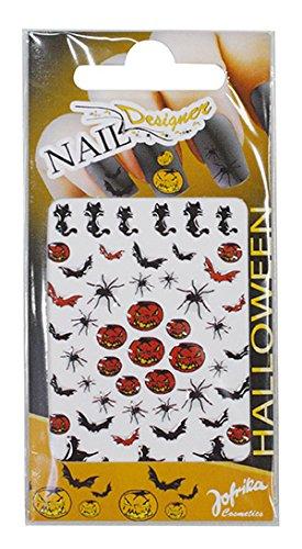 Jofrika Nail Design Halloween (Nail Halloween Design)