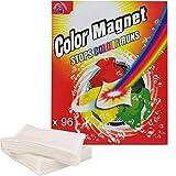 CleanSoEasy (Offre éco) X 96 Lingettes Antidécoloration Color Magnet