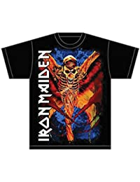 194aa64e Amazon.co.uk: Iron Maiden - Tops & Tees / Band T-Shirts & Music Fan ...