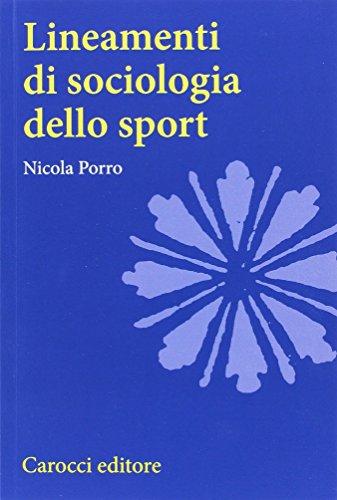 Lineamenti di sociologia dello sport