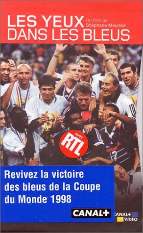Les Yeux dans les bleus - Vol.1 / Les Yeux dans les bleus - Vol.2 : Dans les coulisses des bleus 2002 - Coffret 2 VHS
