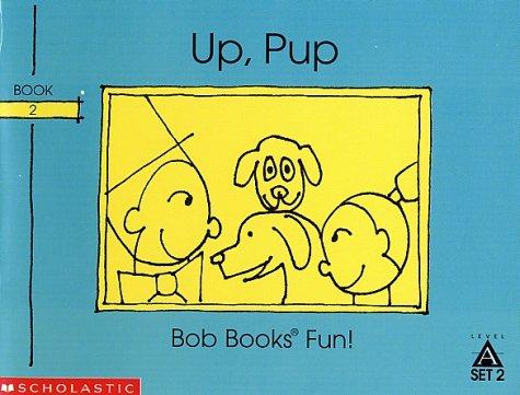 Up, Pup (Bob Books)