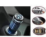 Denshine Intérieur de voiture Air Fresh Bar à oxygène Ioniseur purificateur d'aspirateur ionisateur 12V