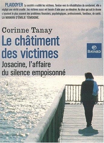 Le Châtiment des victimes PDF Books