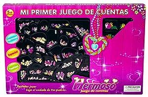 REIG Caja Abalorios con Collares y Pulseras 46 x 30 x 4 cm 9734