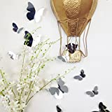denoda® 3D Schmetterling Set - Spiegel - 10 Stück