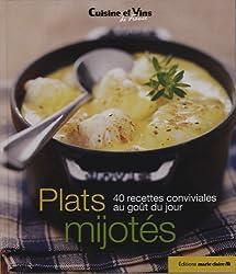 Plats mijotés : 40 recettes conviviales au goût du jour