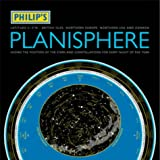 : Philip's Planisphere: Northern 51.5 Degrees - British Isles, Northern Europe Northern USA and Canada (Astronomy)
