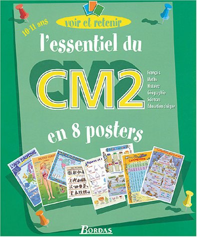 POSTERS CM2 (Ancienne Edition)